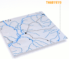 3d view of Thabyeyo