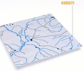 3d view of Kongyi