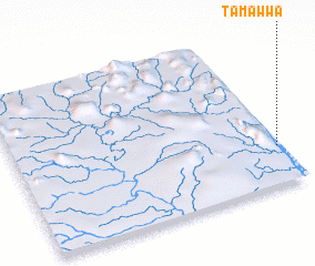 3d view of Tamawwa