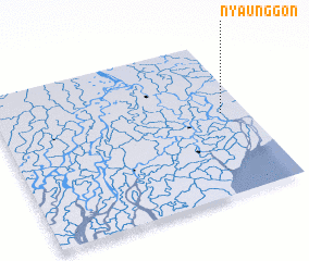 3d view of Nyaunggon