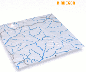 3d view of Mindegon