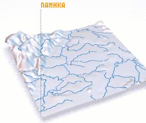 3d view of Namhka