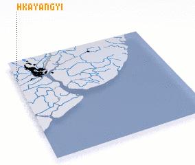3d view of Hkayangyi