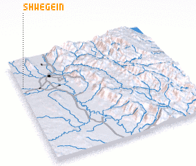 3d view of Shwege-in