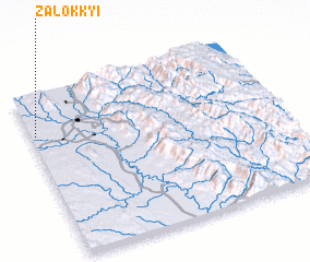 3d view of Zalokkyi