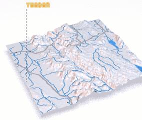 3d view of Ywadan