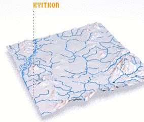 3d view of Kyitkon