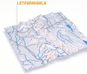 3d view of Letpanhkahla