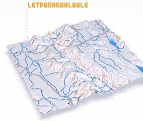 3d view of Letpanhkahla Ale