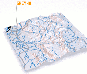 3d view of Gweywa