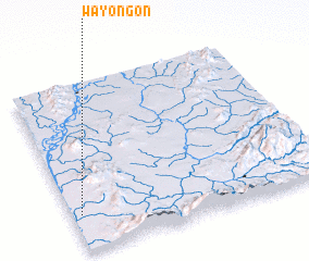 3d view of Wayongon