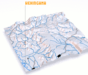 3d view of Wehingama
