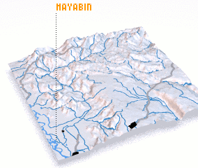 3d view of Mayabin
