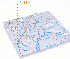 3d view of Mawteik