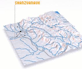 3d view of Shanzu Anauk