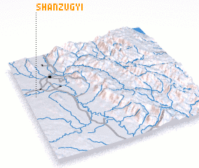 3d view of Shanzugyi