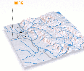3d view of Kaing