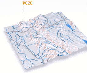 3d view of Peze