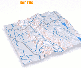 3d view of Kontha