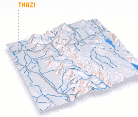 3d view of Thazi