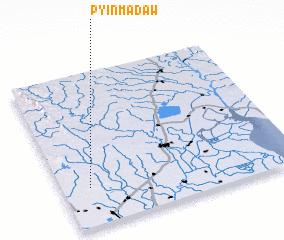 3d view of Pyinmadaw