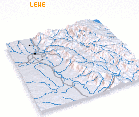 3d view of Lewe