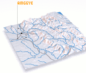 3d view of Ainggye