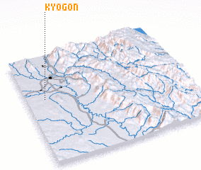 3d view of Kyogon