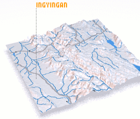 3d view of Ingyingan