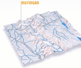 3d view of Ingyingan