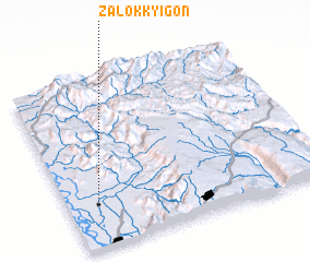 3d view of Zalokkyigon