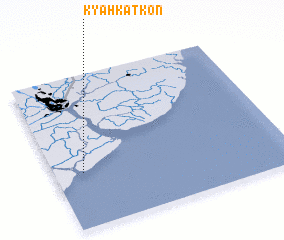3d view of Kyahkatkon