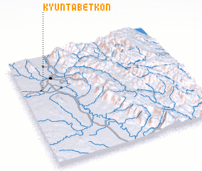 3d view of Kyuntabetkon