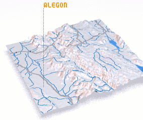 3d view of Alegon