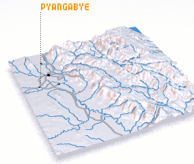 3d view of Pyangabye