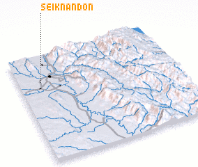 3d view of Seiknandon