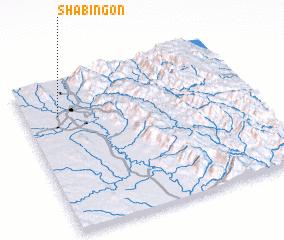 3d view of Shabingon