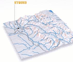3d view of Kyauk-o