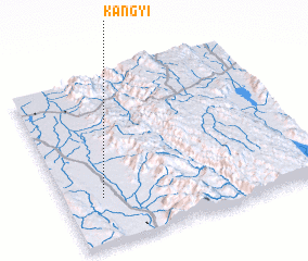 3d view of Kangyi