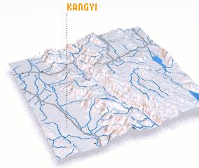 3d view of Kangyi