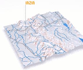 3d view of Inzin