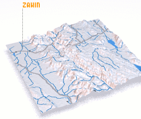 3d view of Zawin
