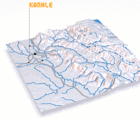 3d view of Kanhle