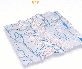 3d view of Ye-e