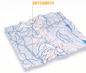 3d view of Wetchanyo