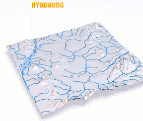 3d view of Myadaung
