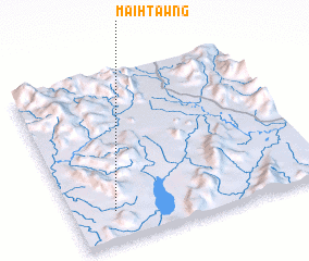 3d view of Maihtawng