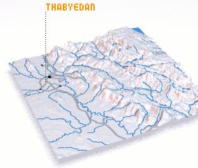 3d view of Thabyedan