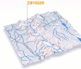 3d view of Zibyugon