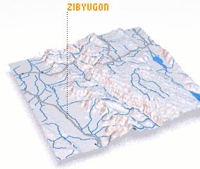 3d view of Zibyugon